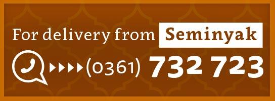 Delivery Seminyak